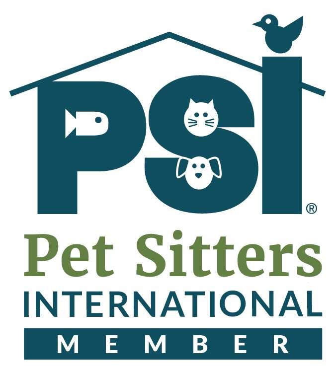 Pet sitters international member logo